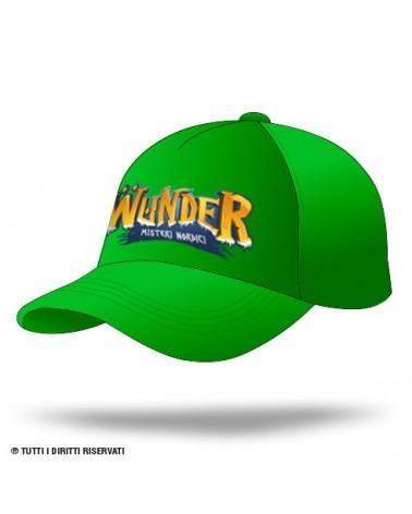 Cappellino grest estate ragazzi WUNDER