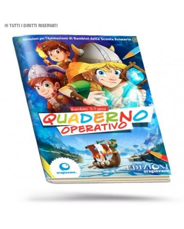 "Quaderno Operativo Elementari sussidio estivo 2019 ""Wunder"""