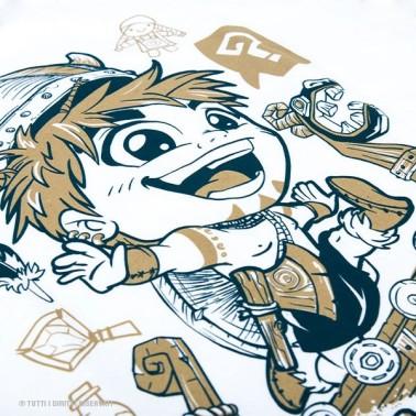 Maglietta Wunder - Lomu
