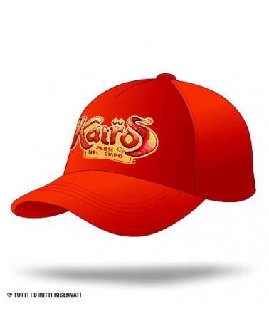 Cappellino grest estate ragazzi KAIROS