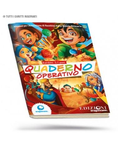 "Quaderno Operativo Elementari ""kairos"" - PACK"