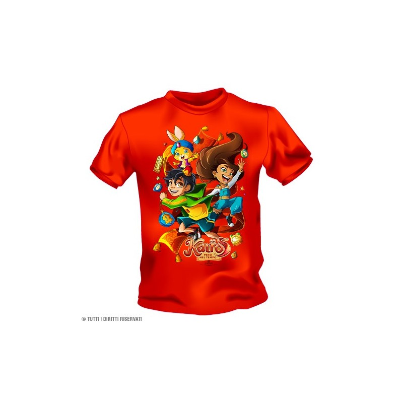 Maglietta bambino KAIROS - premium