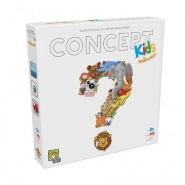 Concept kids - animali -