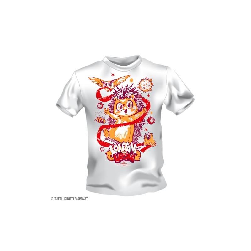 T-Shirt Lontani ma Vicini Bambino