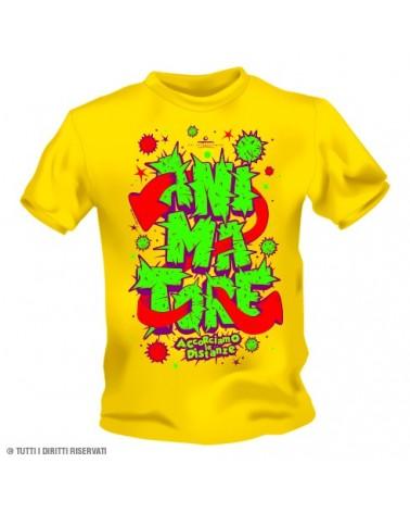 T-Shirt Animatore Lontani ma Vicini