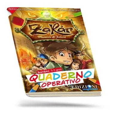 "Quaderno Operativo Elementari ""ZAKAR"""
