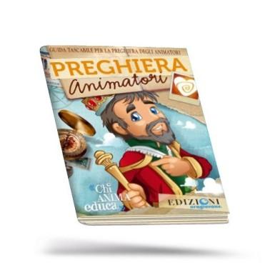 """Sussidio Preghiere Animatori """"Megalì"""""""