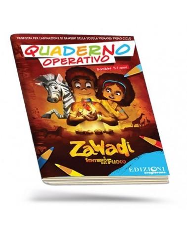"""Quaderno Operativo Elementari """"ZAWADI"""""""