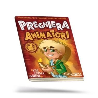 """Sussidio Preghiere Animatori """"ZAWADI"""""""