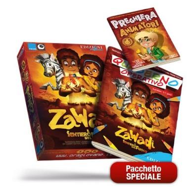 Sussidio ZAWADI Estate 2014 - Pacchetto completo