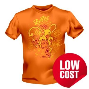 Maglietta Zakar - Scimmietta Zira LOW COST - bambino