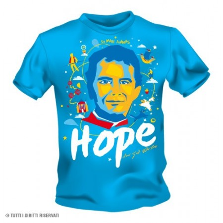 "Maglietta ""Don Bosco Hope"""