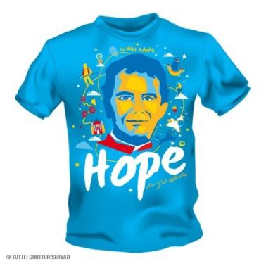 """Maglietta """"Don Bosco Hope"""""""