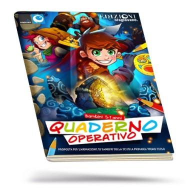"""Quaderno Operativo Elementari """"EDELON"""""""