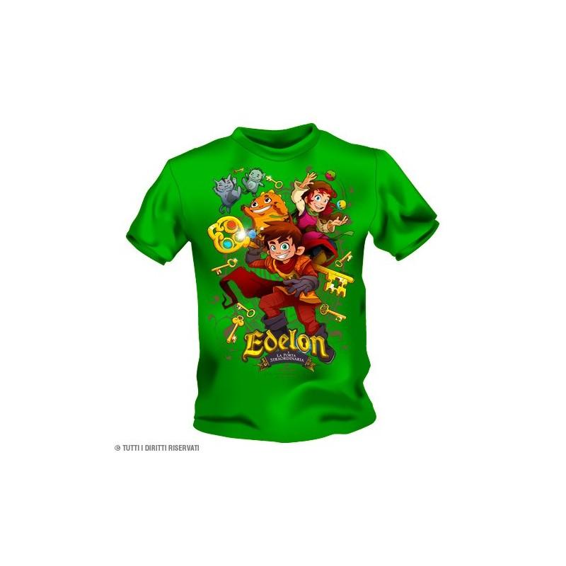 Maglietta grest estate ragazzi 2016 - Edelon