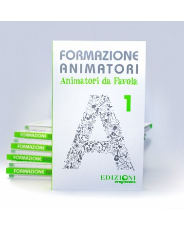 Formazione Animatori e Adolescenti- Animatore da Favola 1