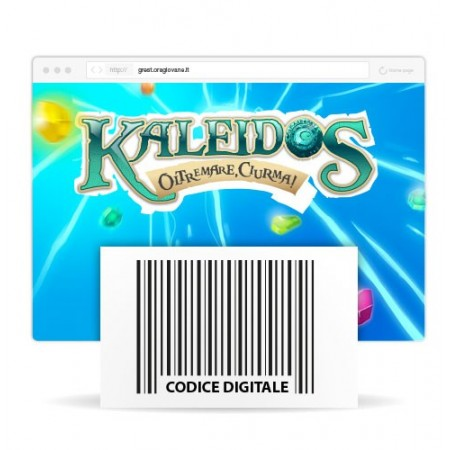 Codice Sussidio Kaleidos Supplementare