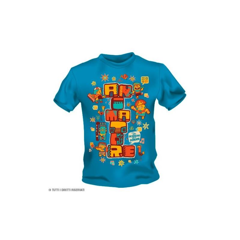 """Maglietta Animatore """"un Desiderio per il domani"""" - ESPERA"""
