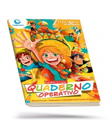 """Quaderno Operativo Elementari """"ESPERA"""""""