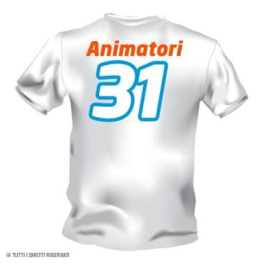 Maglietta Team Animatori - official equipment