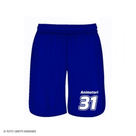 Pantaloncini Team Animatori - official equipment