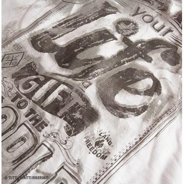 maglietta animatore particolare make