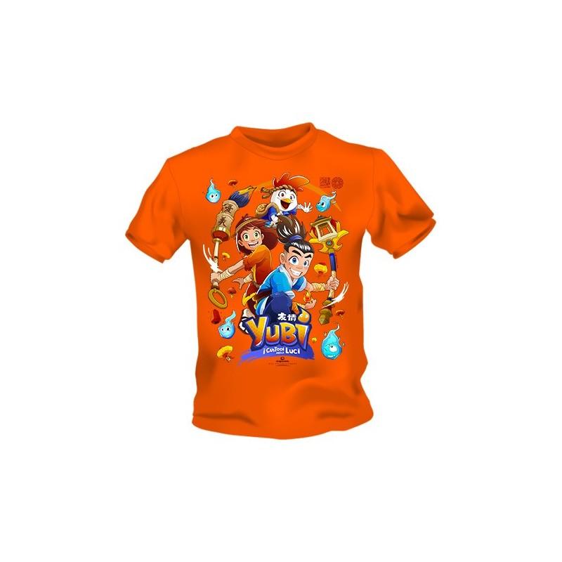 Maglietta Bambini estate ragazzi 2018 - Yubi