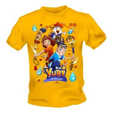Maglietta YUBI - bambino premium