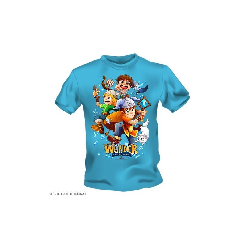 Maglietta Bambini estate ragazzi 2019 - Wunder