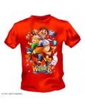Maglietta bambino grest estate ragazzi WUNDER - premium